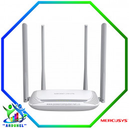ROUTER INALAMBRICO N300/4...