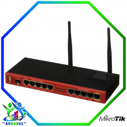 MikroTik Router and Wireless