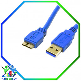 Cable USB 3,0  AM a...